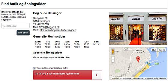 Bog & Idé Helsingør