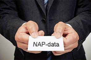 NAP-data